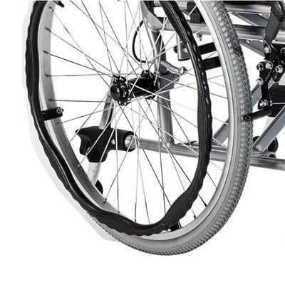 Wózek inwalidzki aluminiowy TGR-R WA C2600