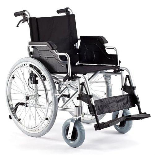 Wózek inwalidzki aluminiowy FS 908LJQ