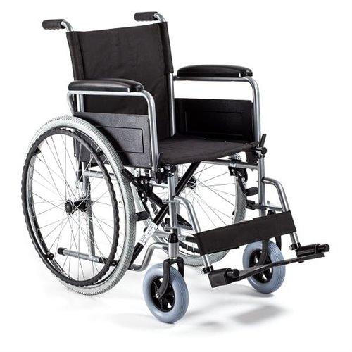 Wózek inwalidzki stalowy BASIC H011B