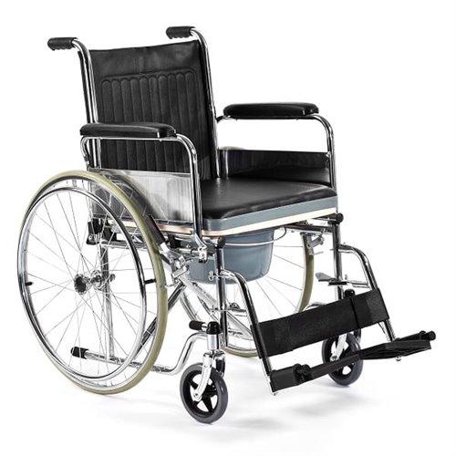 Wózek inwalidzki toaletowy FS681(FS681U)