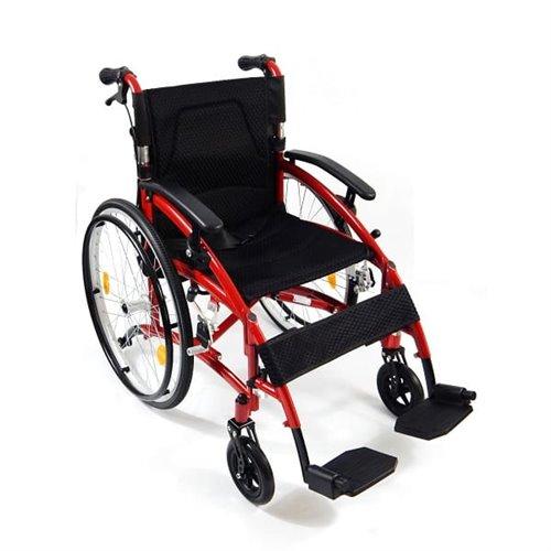 Wózek inwalidzki aluminiowy TGR-R WA 6700