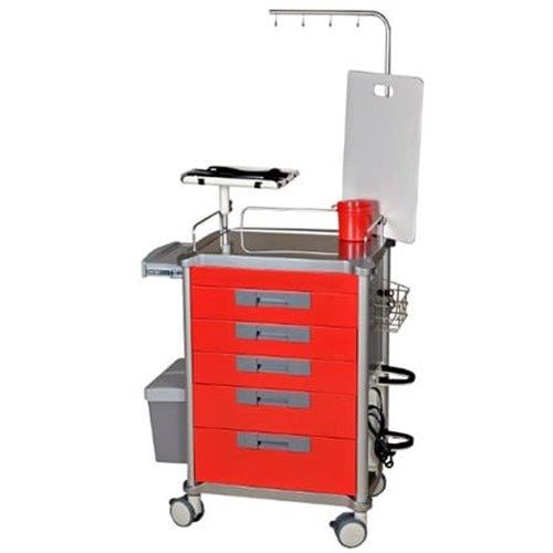 Wózek szpitalny reanimacyjny JDEQJ