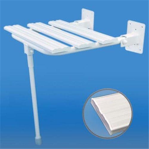 krzesełko prysznicowe uchylne z nogą KPU-2 NOGA