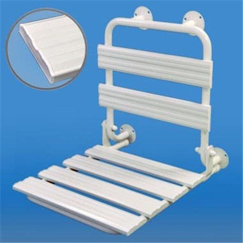 krzesełko prysznicowe uchylne z oparciem KPU-O
