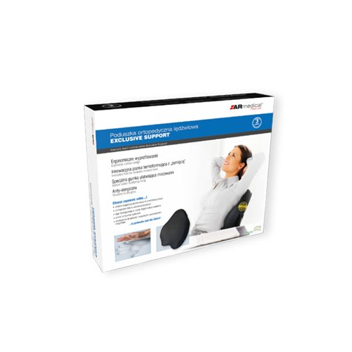 Poduszka ortopedyczna lędźwiowa - Exclusive Support