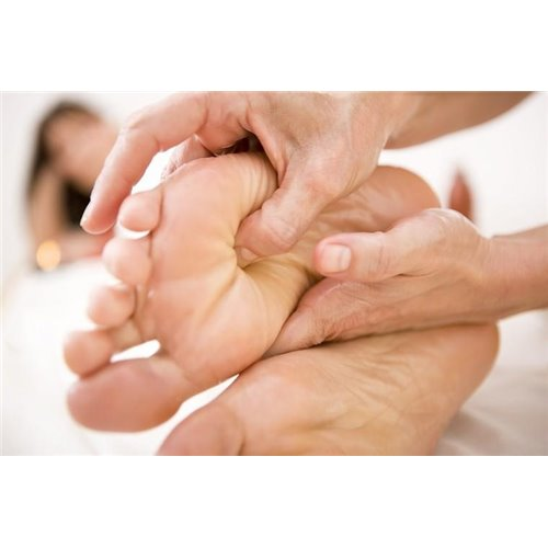 Refleksoterapia stóp - masaż