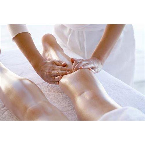 Drenaż limfatyczny ręczny - masaż