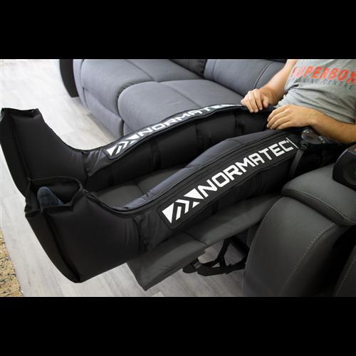 Drenaż limfatyczny mechaniczny - masaż