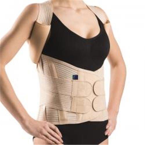 Wysoka orteza (gorset) piersiowo-lędźwiowo-krzyżowa regulowana